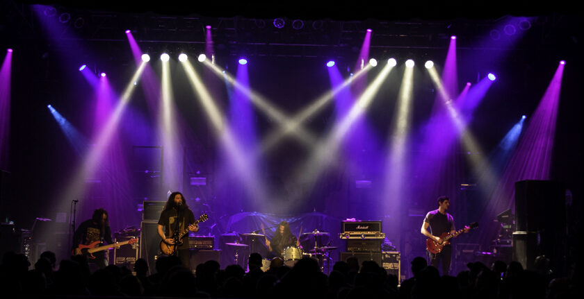 Lullwater Live at House of Blues [GALLERY] 15