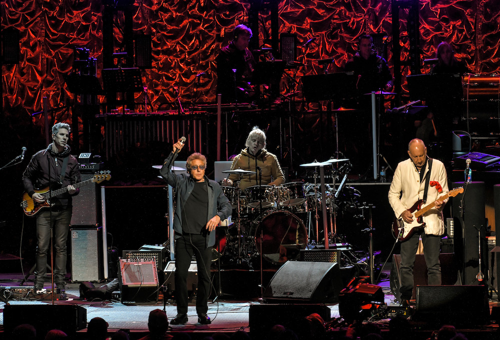 The Who Live at Hollywood Casino Amphitheatre [GALLERY] 1