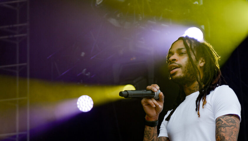 Valee Live at Pitchfork