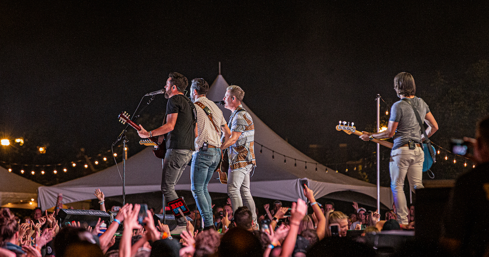 Old Dominion Live at Windy City Smokeout 5