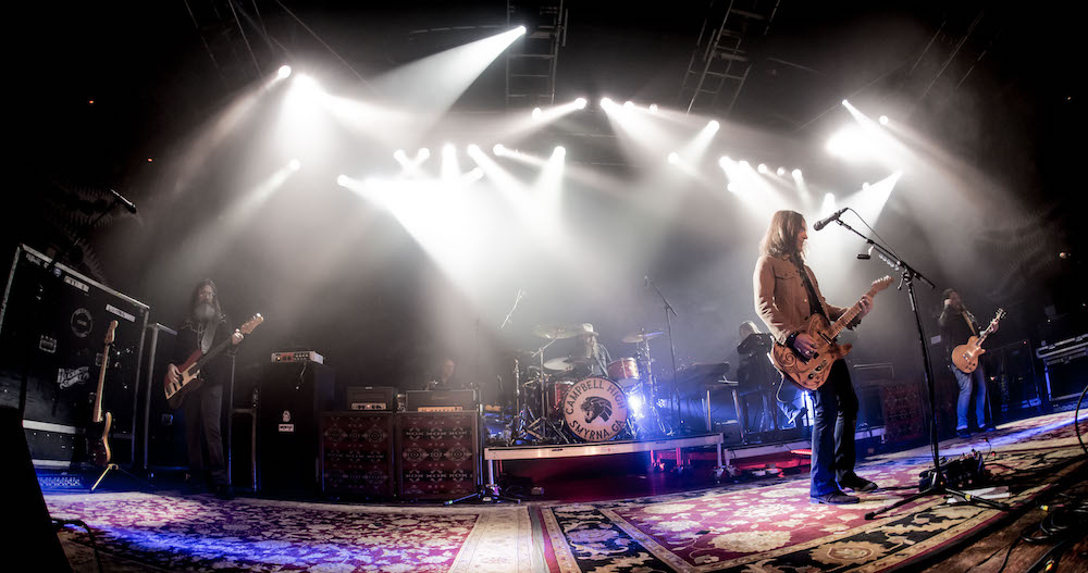 Blackberry Smoke Live at House of Blues [GALLERY] 1