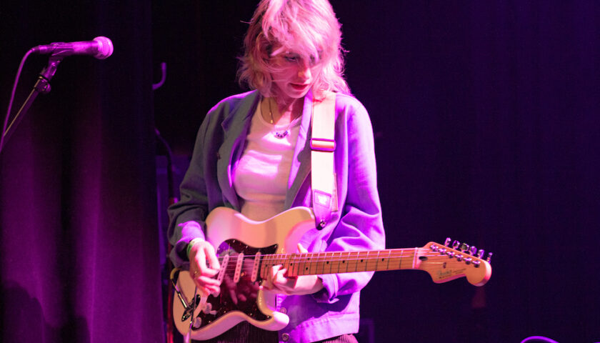 The Paranoyds Live at Lincoln Hall [GALLERY] 1