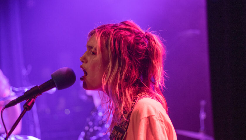 The Paranoyds Live at Lincoln Hall [GALLERY] 21