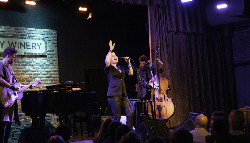Paula Cole Live at City Winery [GALLERY] 5