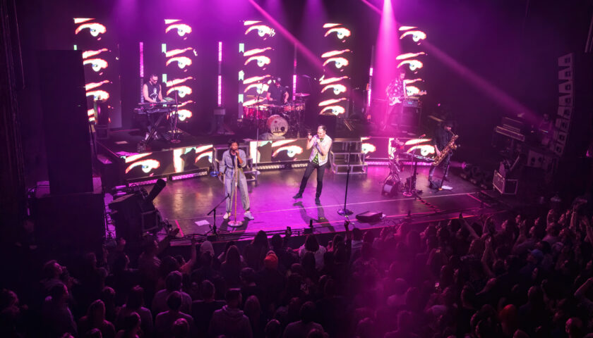 Fitz and the Tantrums Live [Gallery] 21
