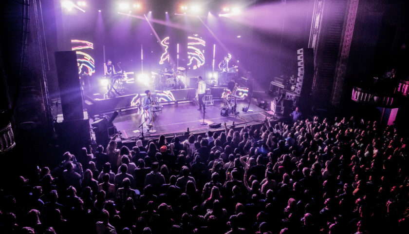 Fitz and the Tantrums Live [Gallery] 9
