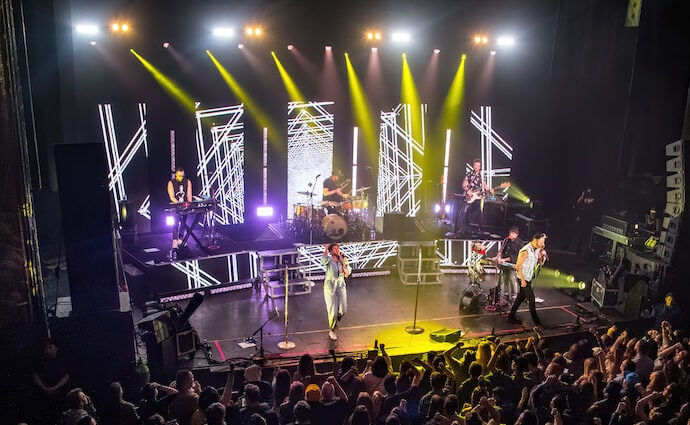 Fitz and the Tantrums Live [Gallery] 1