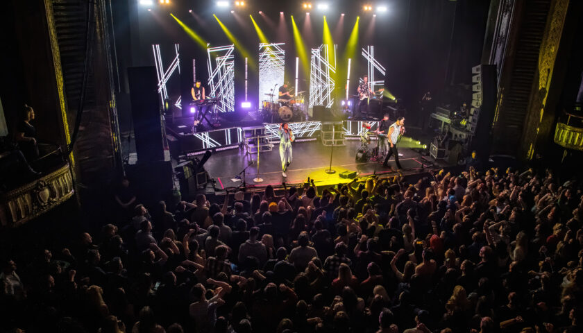 Fitz and the Tantrums Live [Gallery] 12