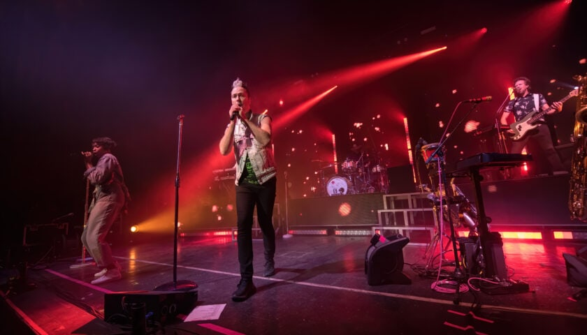 Fitz and the Tantrums Live [Gallery] 10