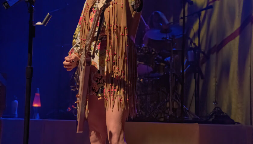 Grace Potter - Riviera Theatre - Chicago, IL - 2/7/20 - Photo © 2020 by: Roman Sobus