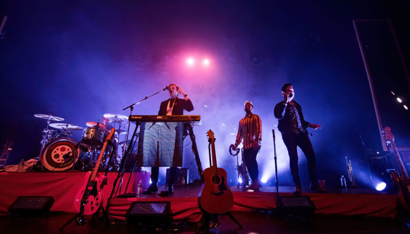 Saint Motel - The Vic Theatre - Chicago, IL - 2/27/20 - Photo © 2020 by: Roman Sobus