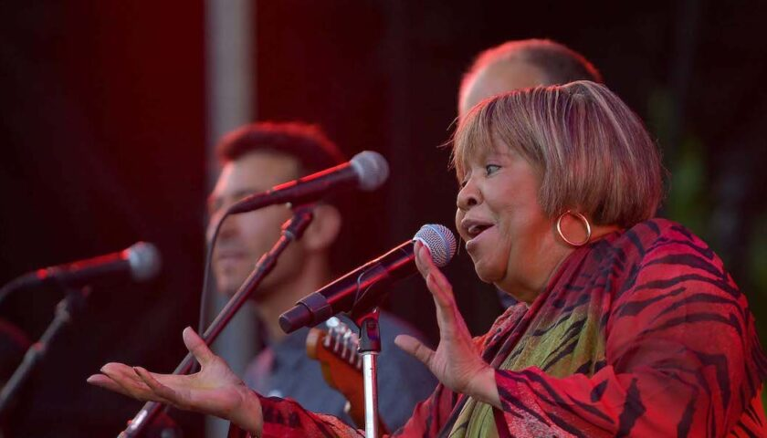 Mavis Staples Live at Pitchfork