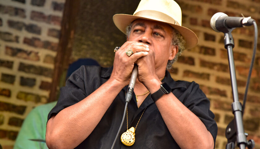 Billy Branch and the Sons of Blues - FitzGerald's - Berwyn, IL - 8/4/20 - Photo © 2020 by: Roman Sobus