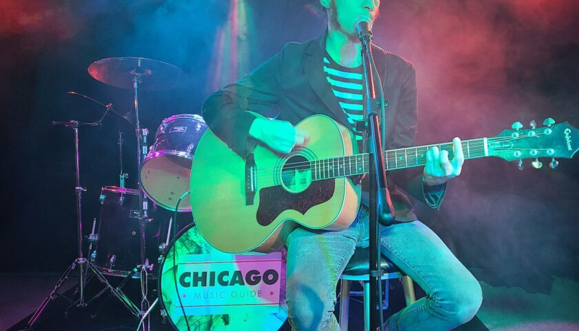 Jon Babin - Chicago Music Guide - Chicago, IL - 10/16/2020 - Photo © 2020 by: Dennis M. Kelly