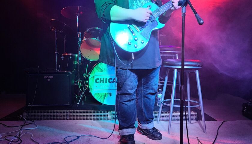 Paul Ramirez - Chicago Music Guide - Chicago, IL - 10/17/2020 - Photo © 2020 by: Dennis M. Kelly