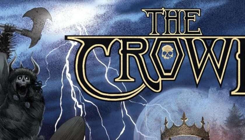 The Crown reveals details for new album