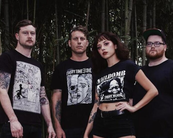 """Capra reveals details for debut full-length, 'In Transmission'; launches video for """"The Locust Preacher"""" 1"""