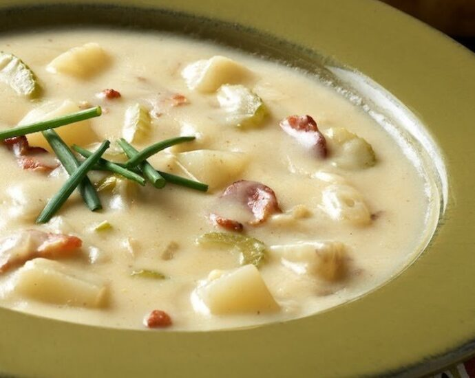 4 Delicious Winter Soups for a Healthy 2021