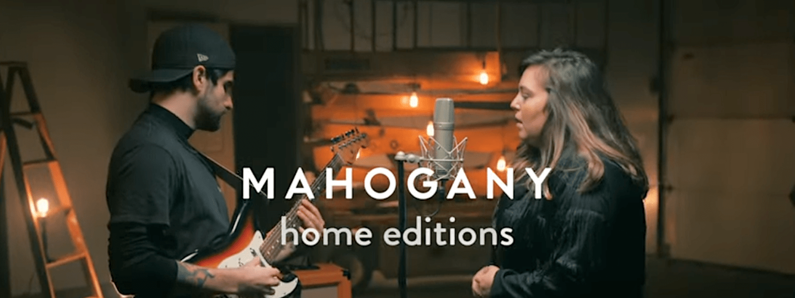 Danielle Juhre - Burning | Mahogany Home Edition