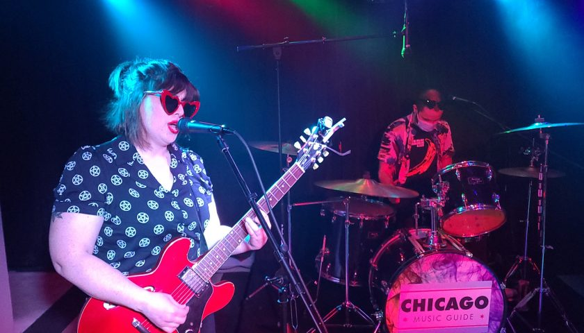 Sweetie - Chicago Music Guide - 04/10/2021 - Photo © 2021 by: Dennis M. Kelly