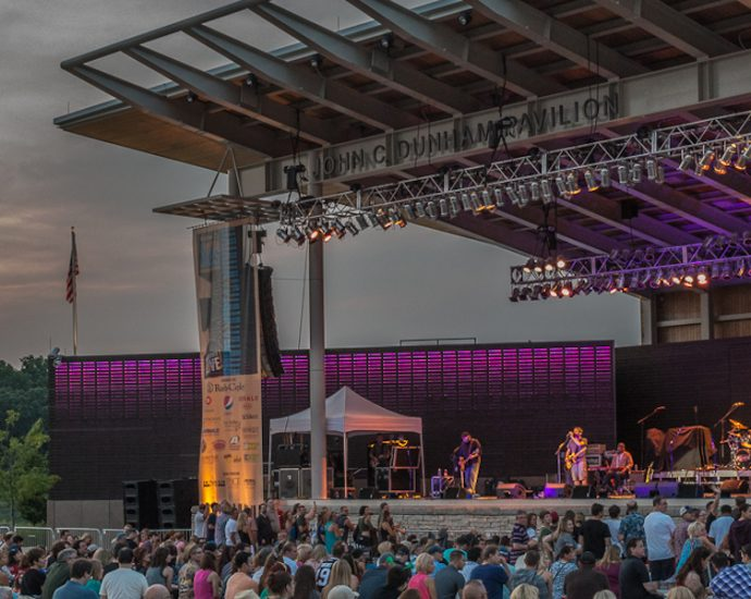 Live Music To Return To Aurora's Riveredge Park in July 2021 2