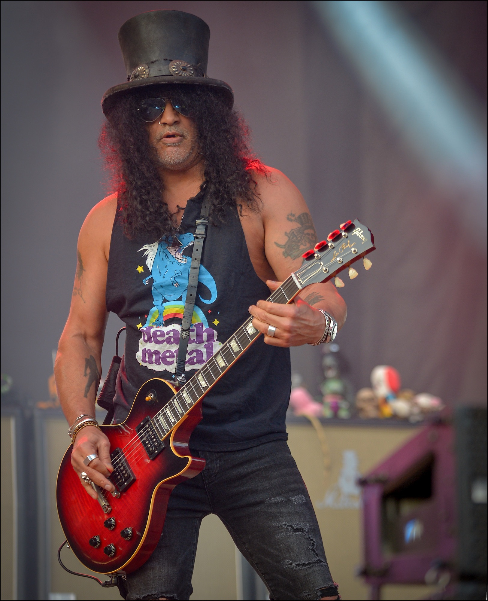 SLASH Featuring Myles Kennedy And The Conspirators Live at Lollapalooza [GALLERY] 9
