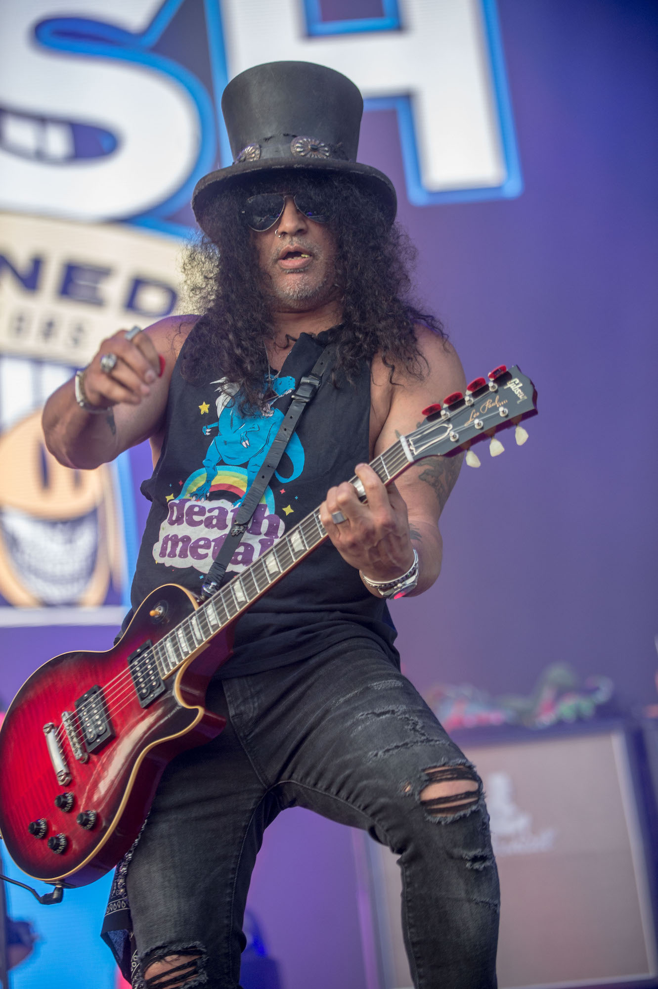SLASH Featuring Myles Kennedy And The Conspirators Live at Lollapalooza [GALLERY] 12