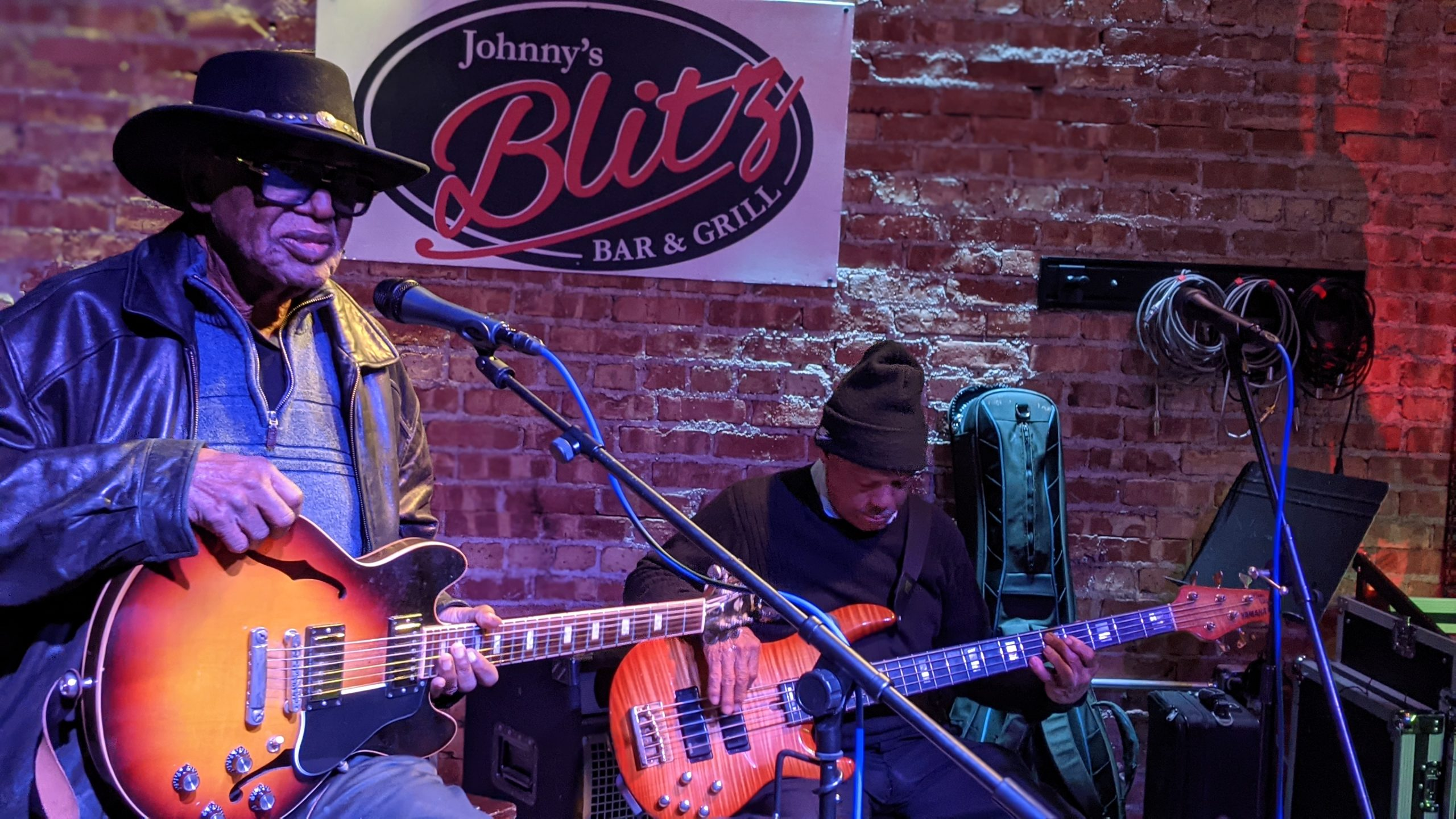 Brian's Open Mic Experiences At Johnny's Blitz Bar & Grill 19