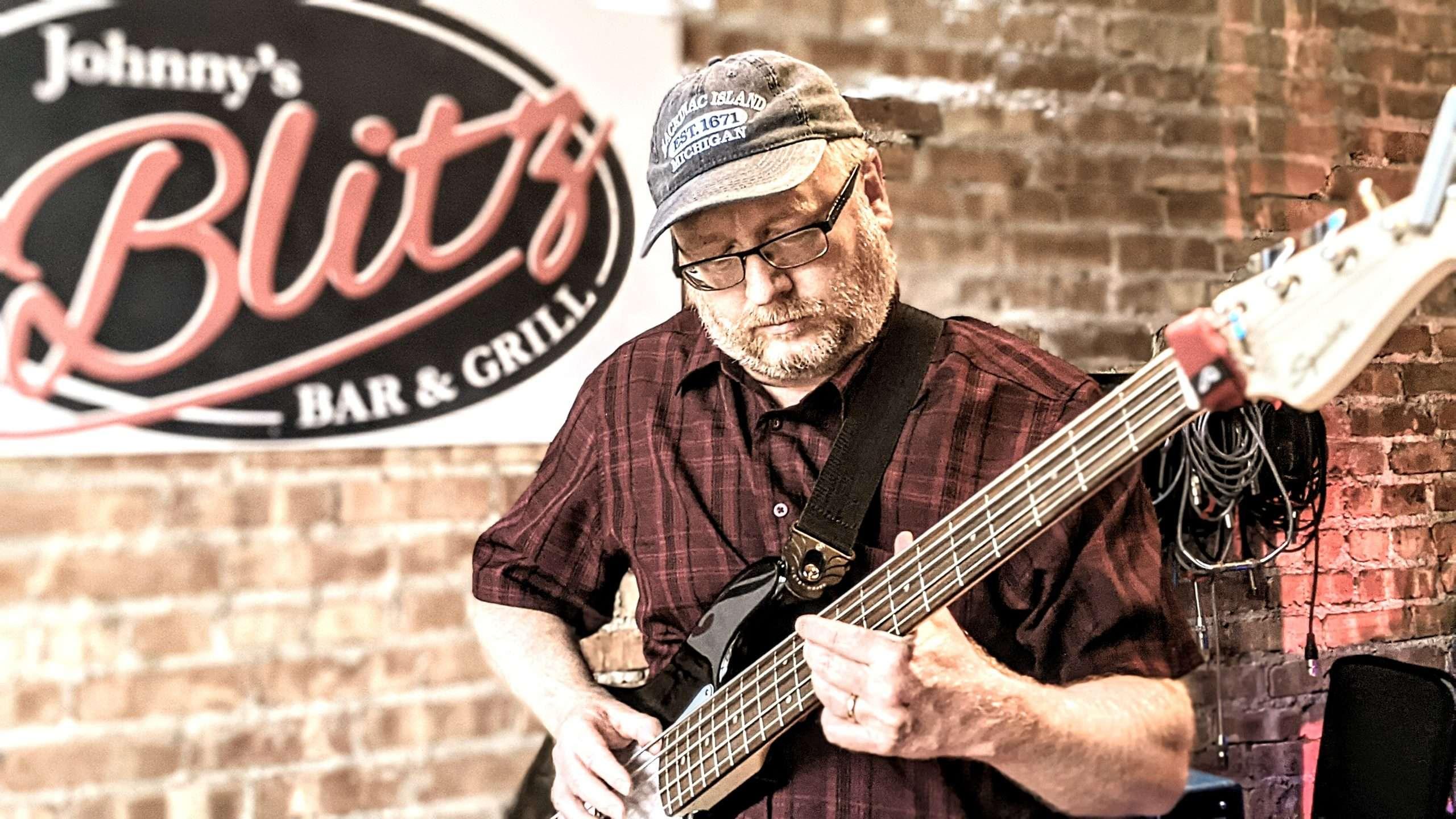 Brian's Open Mic Experiences At Johnny's Blitz Bar & Grill 17