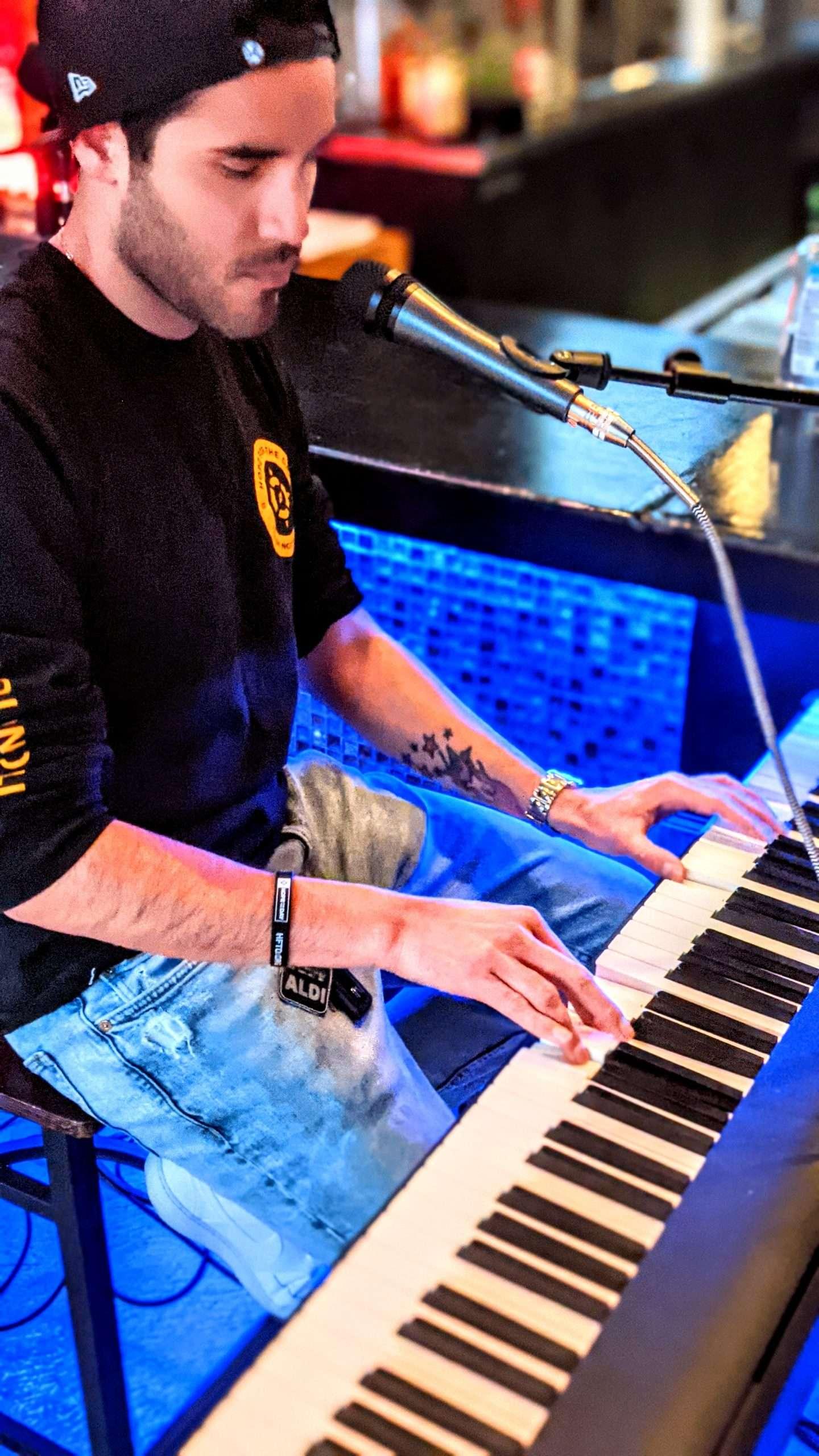 Brian's Open Mic Experiences At Johnny's Blitz Bar & Grill 31