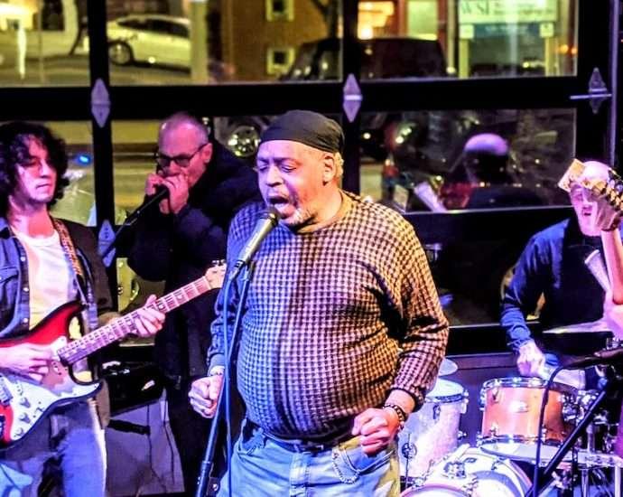 Brian's Open Mic Experiences At Johnny's Blitz Bar & Grill 1