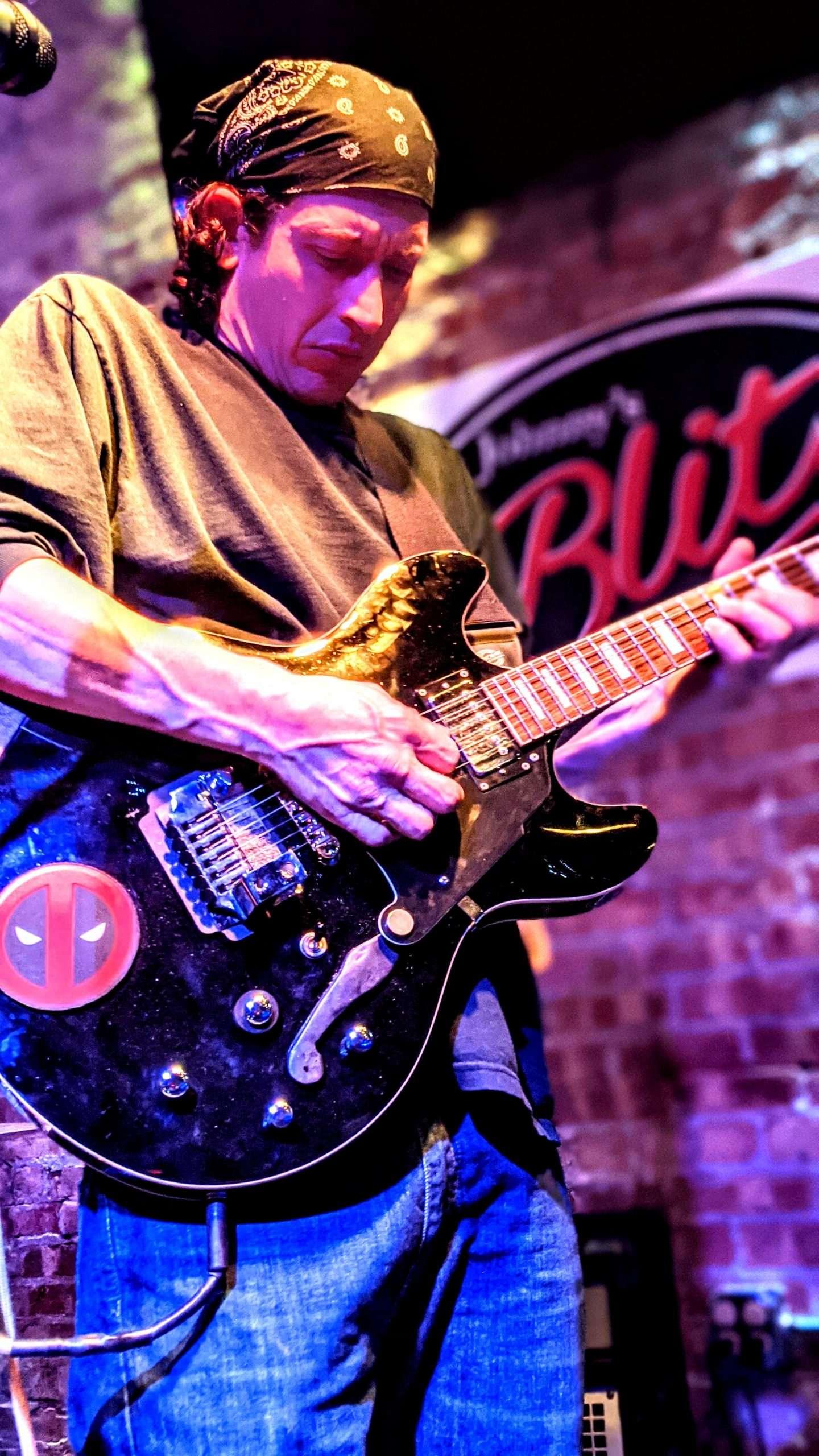 Brian's Open Mic Experiences At Johnny's Blitz Bar & Grill 42