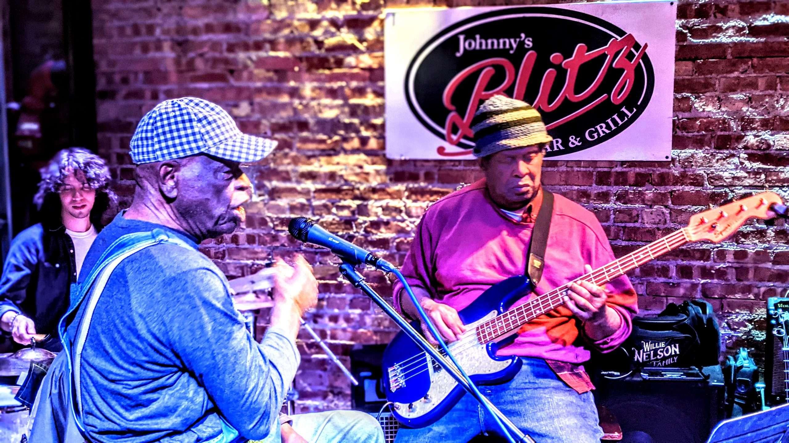 Brian's Open Mic Experiences At Johnny's Blitz Bar & Grill 16