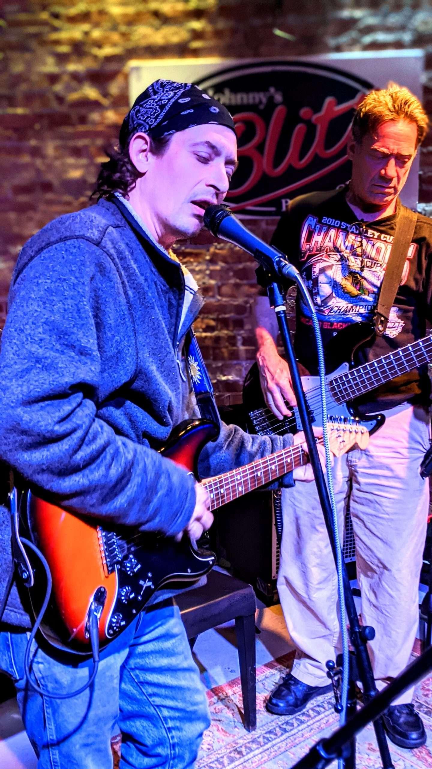 Brian's Open Mic Experiences At Johnny's Blitz Bar & Grill 45