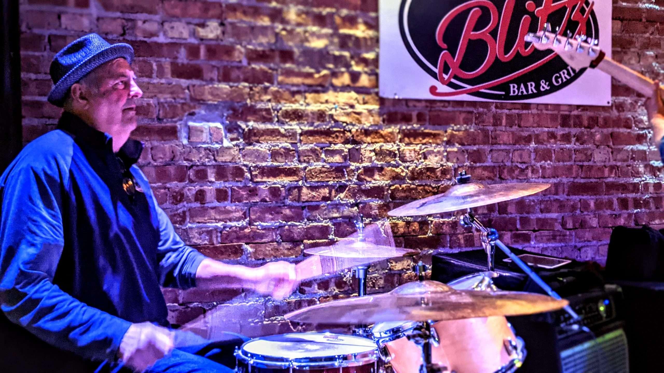 Brian's Open Mic Experiences At Johnny's Blitz Bar & Grill 12