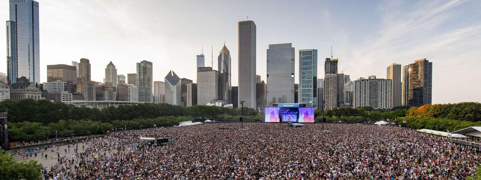 The Lollapalooza Experience