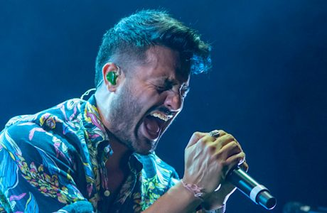 Young The Giant Live at Riot Fest [GALLERY] 1