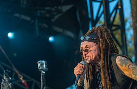 Ministry Live at Riot Fest [GALLERY] 1