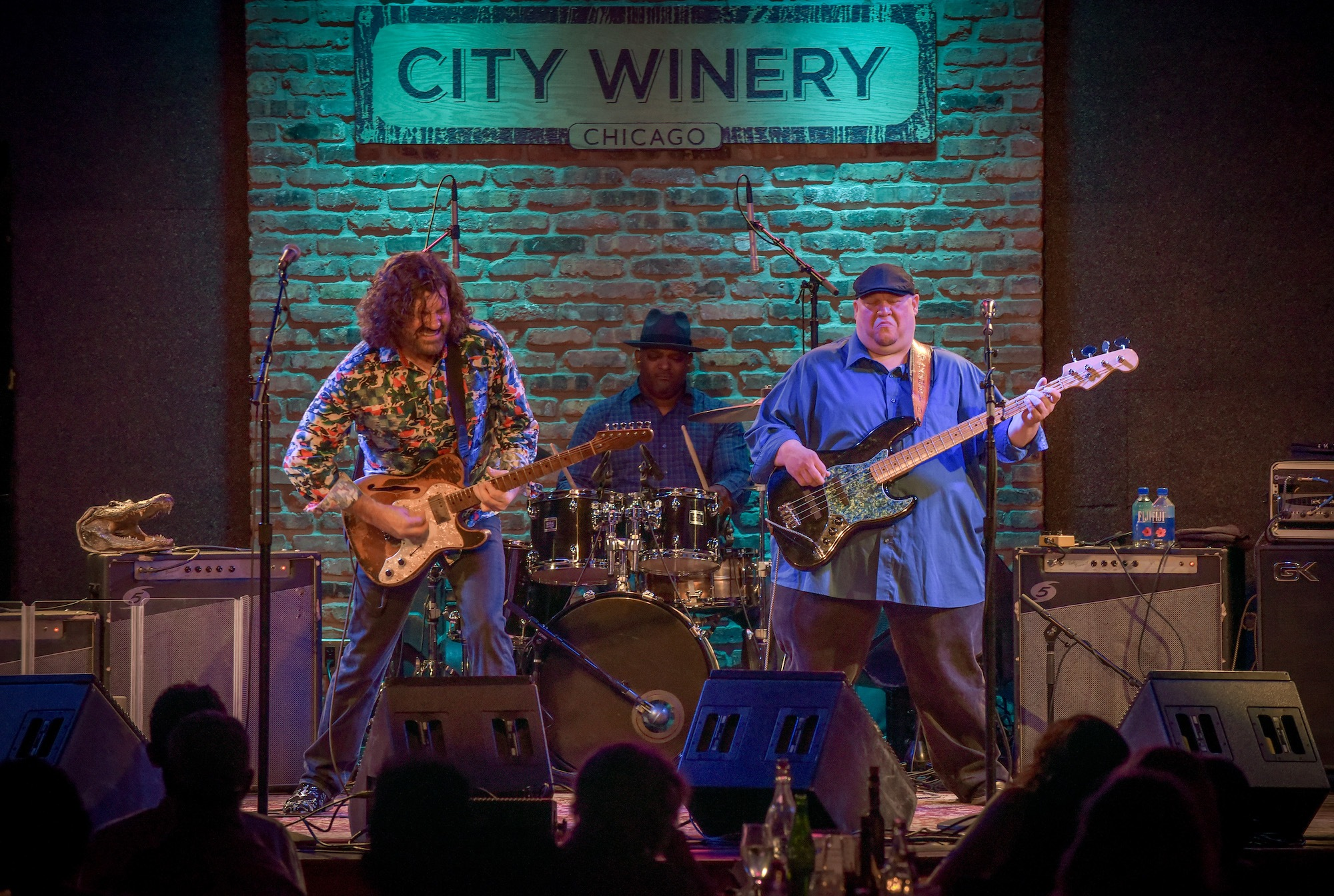 Tab Benoit With Special Guest Alastair Greene - City Winery - Chicago, IL - 06/4/2021 - Photo © 2021 by: Roman Sobus