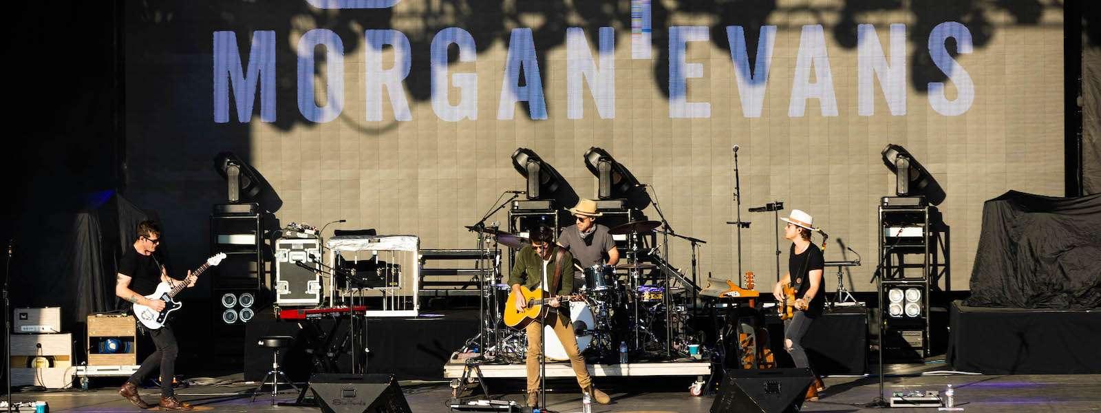 Morgan Evans Live