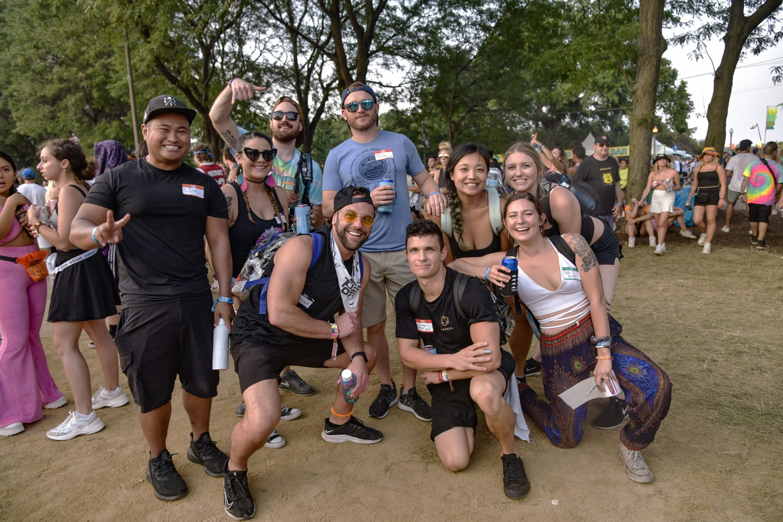 Miley Cyrus Puts The Icing On The Cake To A Great First Day Of Lollapalooza 7