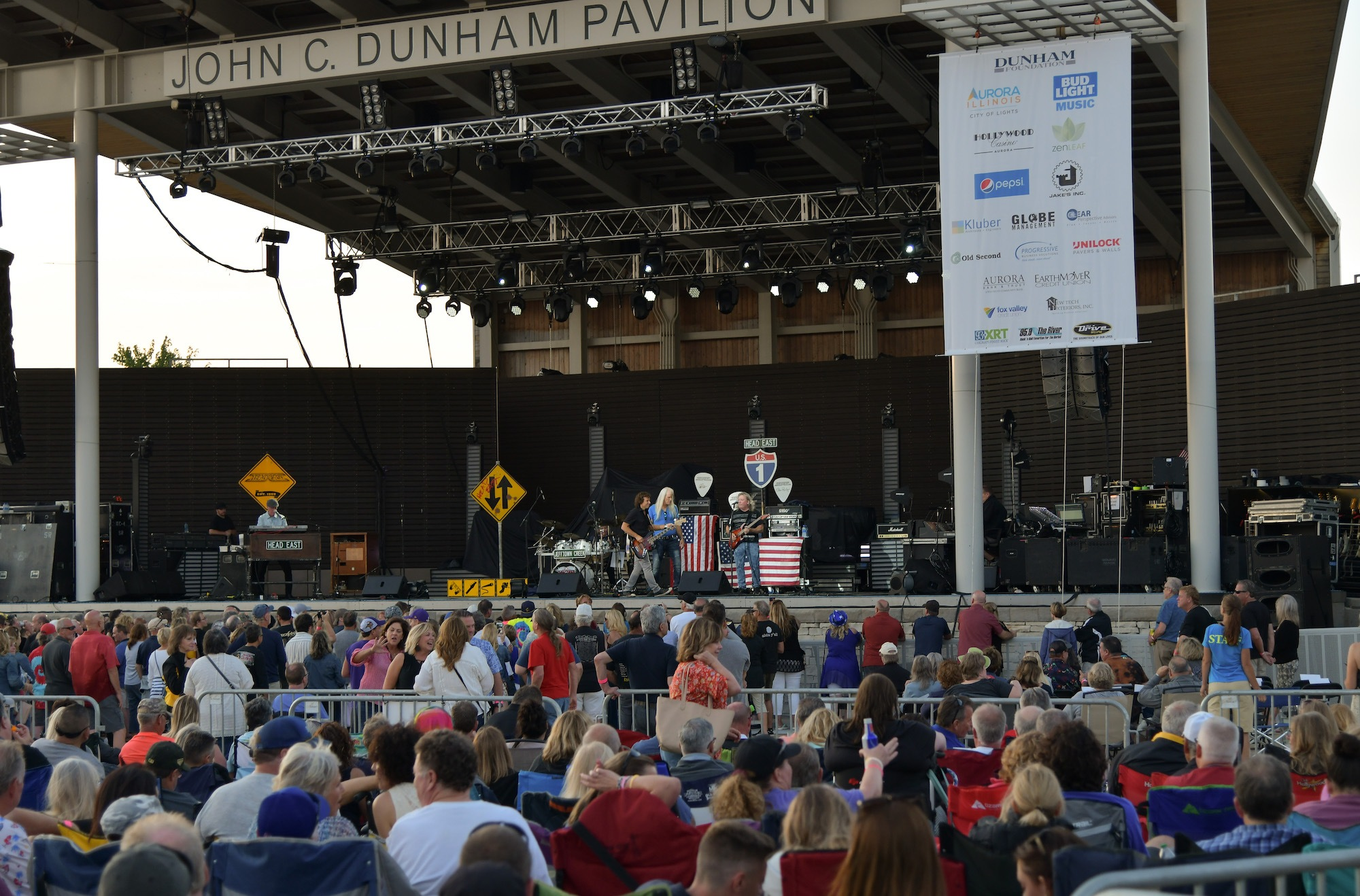 Head East Live at RiverEdge Park [GALLERY] 14