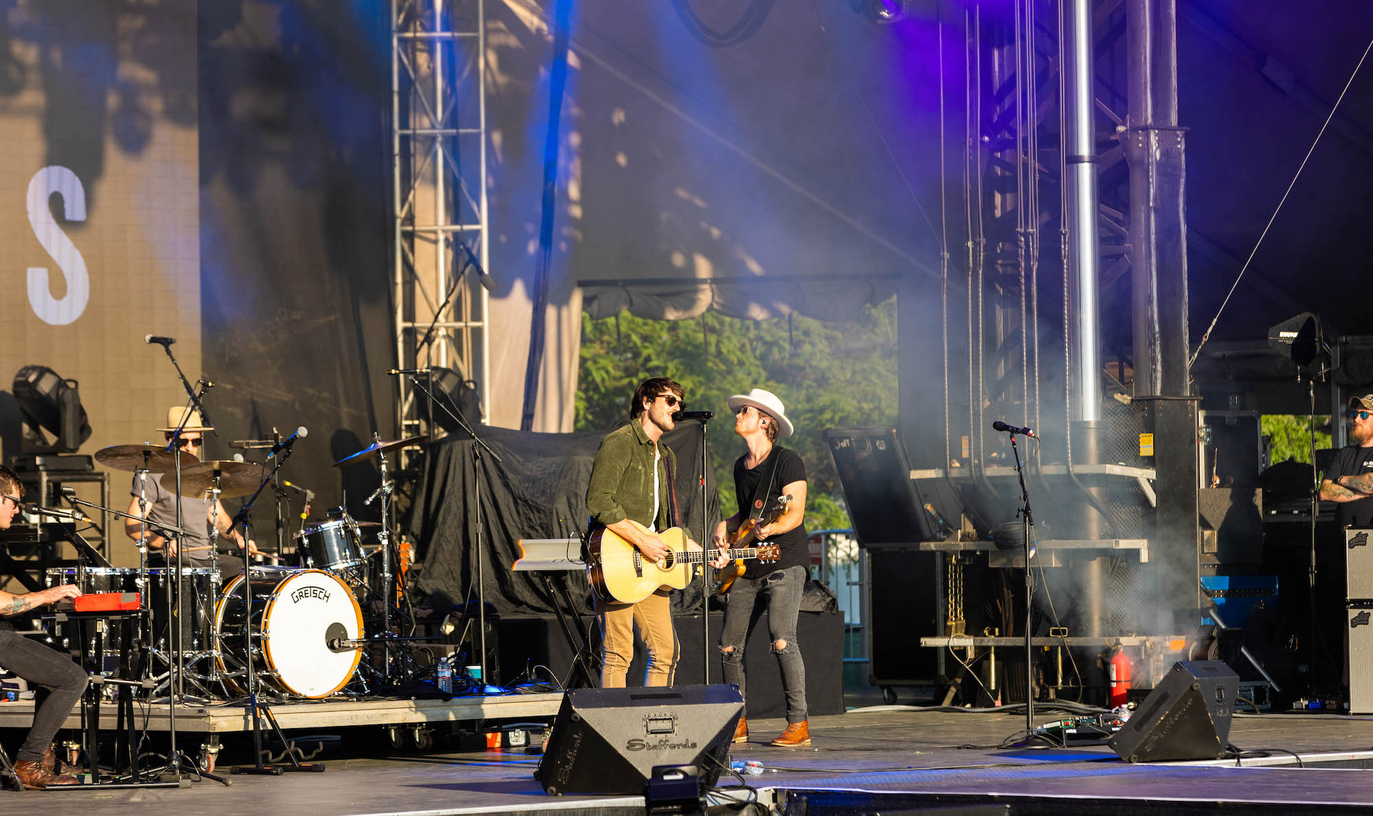 Morgan Evans - Windy City Smokeout - Chicago, IL - 07/9/2021 - Photo © 2021 by: Frank Griseta