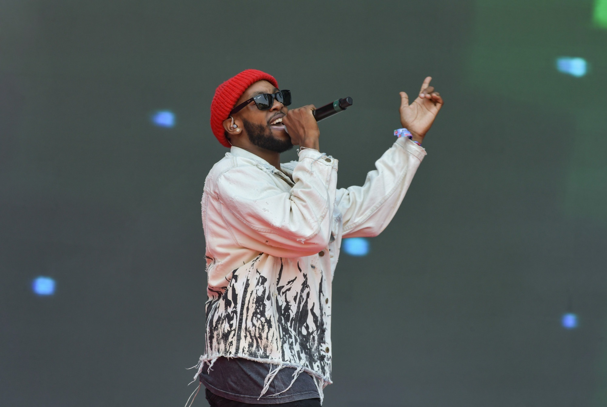 Ant Clemons Live at Lollapalooza
