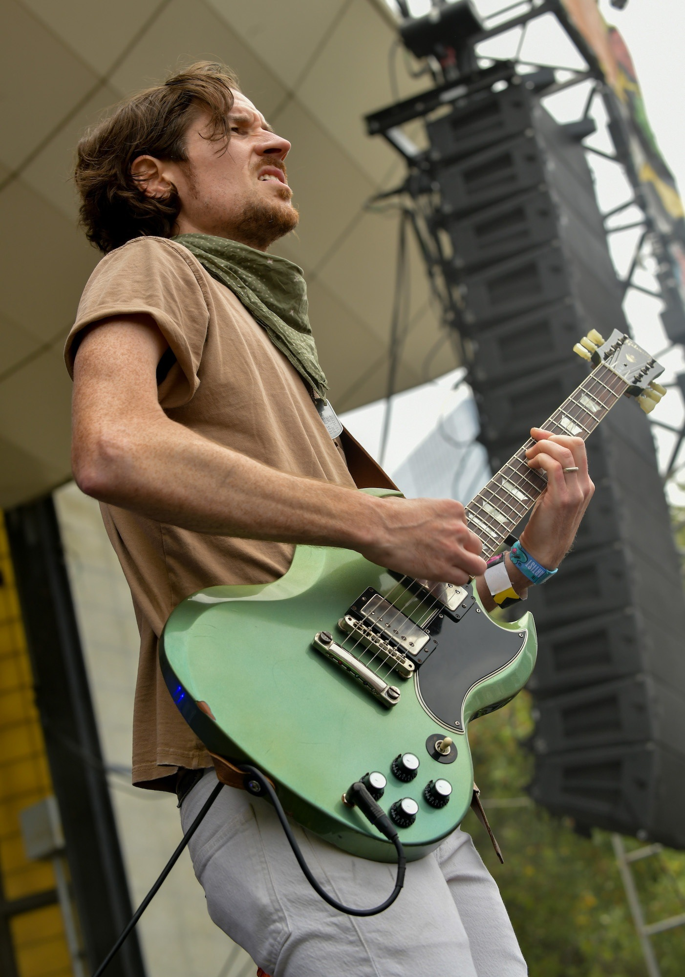Black Pistol Fire Live at Lollapalooza [GALLERY] 2
