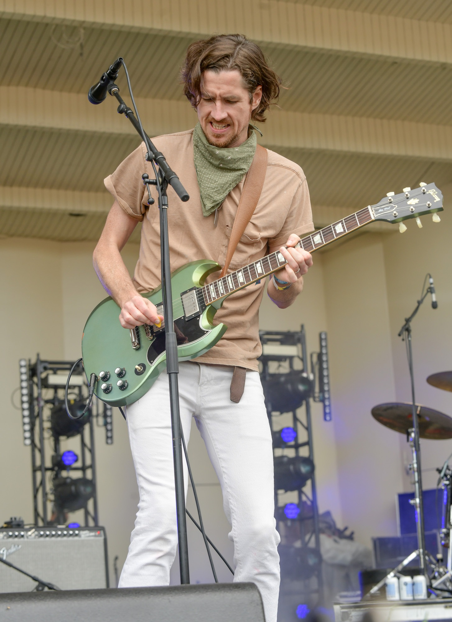 Black Pistol Fire Live at Lollapalooza [GALLERY] 3