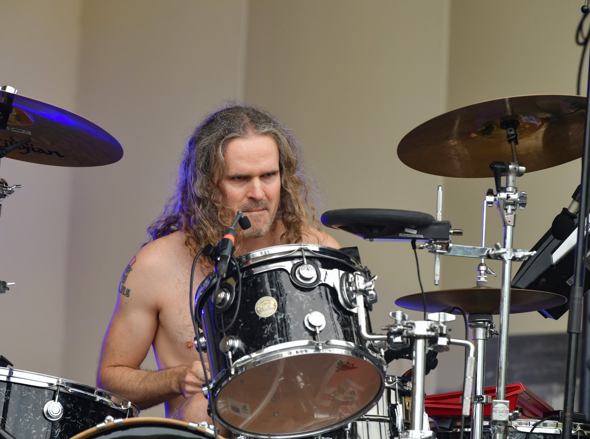 Black Pistol Fire Live at Lollapalooza [GALLERY] 6
