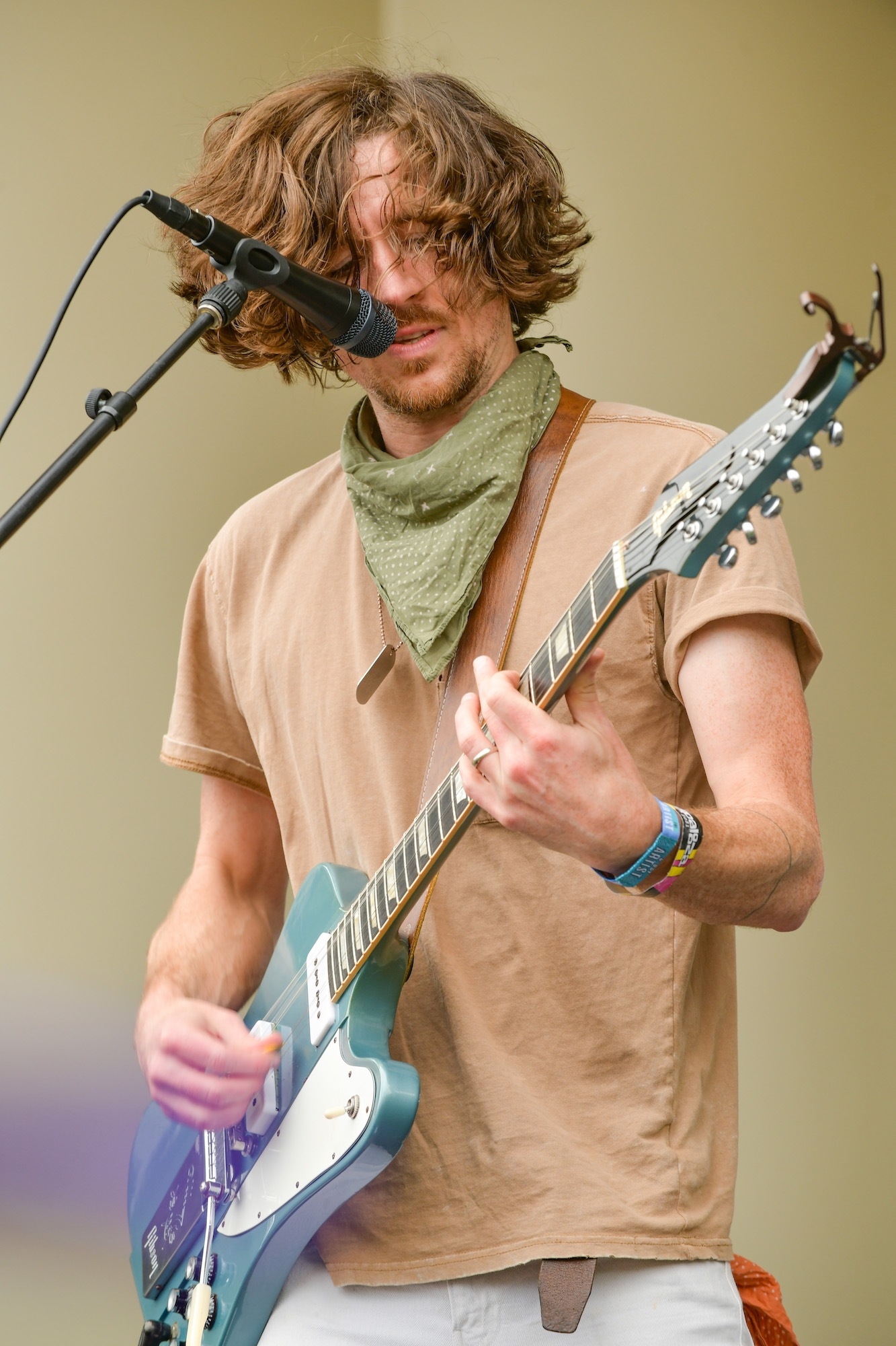 Black Pistol Fire Live at Lollapalooza [GALLERY] 5