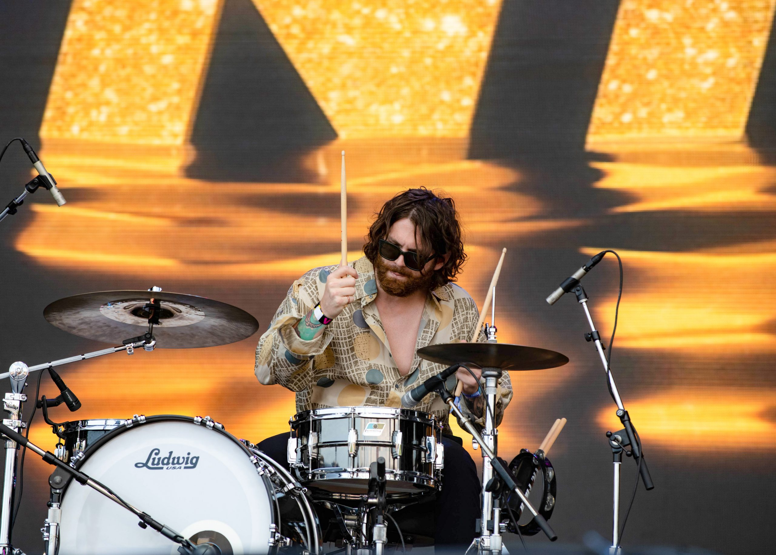 Cannons - Lollapalooza - Chicago, IL - 07/31/2021 - Photo © 2021 by: Roman Sobus