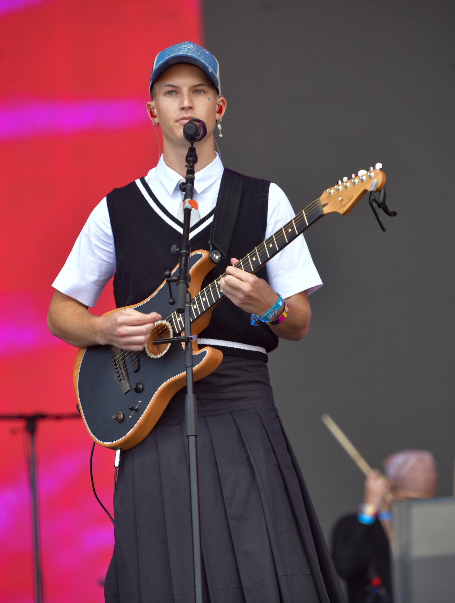 Gus Dapperton Live at Lollapalooza [GALLERY] 7